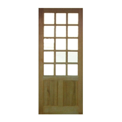 Porta 2 Almof 15 Vidros