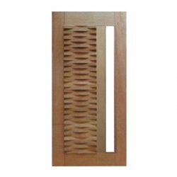 Porta Pivotante Ripada para Vidro