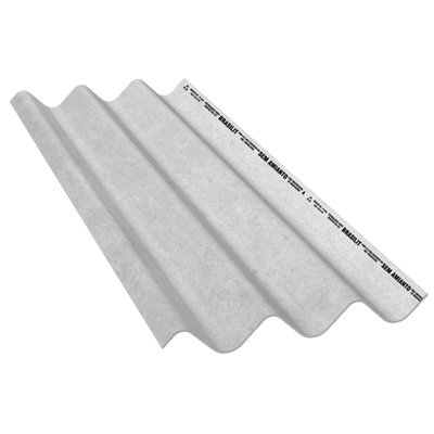 Telha de Fibrocimento Maxiplac – Brasilit