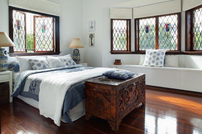 Um dos estilos de decoração mais populares é o tradicional ou clássico.