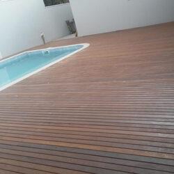 Deck de Madeira Canelão